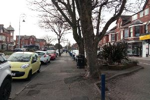 These trees will be replaced during the 12-week project to refurbish Wood Street, St Annes