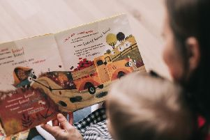 Time spent reading with a toddler could have long-lasting benefits