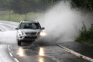 Extreme rain is predicted for the region by the Met Office