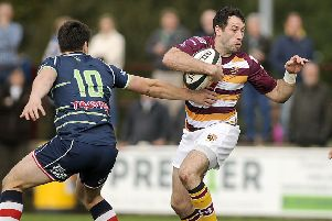 Greg Smith held his nerve to give Fylde victory against Wharfedale