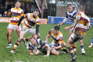 Fylde bounced back with victory against Tynedale on Saturday