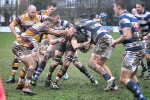 Fylde got the better of Tynedale last weekend
