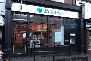 Barclays Bank in Clifton Street Lytham