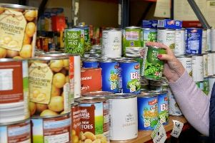 Numerous studies have said Universal Credit is driving more people to food banks