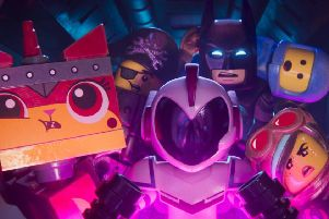 Now showing: The LEGO Movie 2