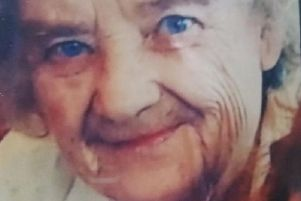 Elsie Nutter, 85, is missing from her home