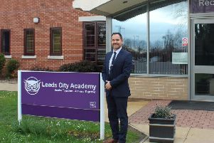 Appointment of new principal at Leeds City Academy