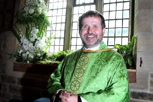 The Ven Michael Everitt, Archdeacon of Lancaster