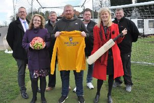 Rockware Glass Sports and Social Club has secured a �60,000 Club Changer grant from Bassetlaw District Council to help fund new changing rooms at the Sandy Lane sports site.