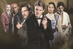 Sherlock Holmes will be investigating The Sign of Four at Theatre Royal Wakefield.