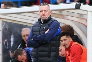 Dave Frecklington laid into his players after the defeat to Witton.