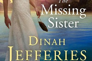 The Missing Sister by Dinah Jefferies