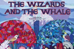 The Wizards and the Whale by Anthinula Tori and Jean Tori