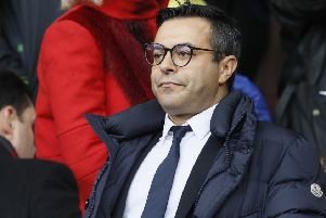 Leeds United owner Andrea Radrizzani has confidence in players coming through Leeds United's 'great academy' (Picture: Simon Bellis/Sportimage).