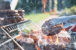 Could a BBQ be on the cards next month?