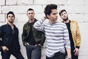 Stereophonics  Kelly Jones (vocals/guitar) and Richie Jones (bass), along with Adam Zindani (guitar) and Jamie Morrison (drums)