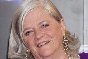 Ann Widdecombe is coming to Lytham on Tuesday