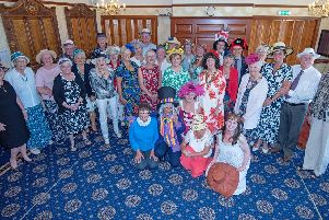 Mad Hatter's Tea Party at St Annes Old Links GC
