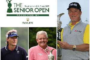 The Seniors Open Championship 2019