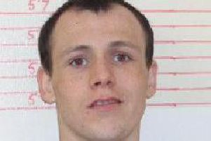 Paul Creedy absconded from prison on Wednesday.