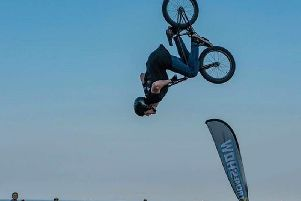 Preston's Flag Market will play host to the BMX and Mountain Bike Stunt Show