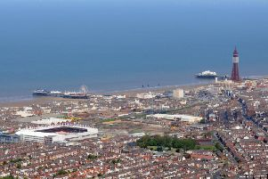 Seaside resorts like Blackpool will benefit this weekend