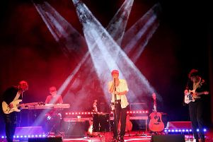 Gloria - winners of Lancaster Music Festival's Search for a Star