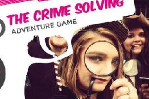 Will your team have what it takes to solve the case?
