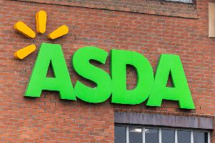 A man assaulted a store detective at an ASDA store.