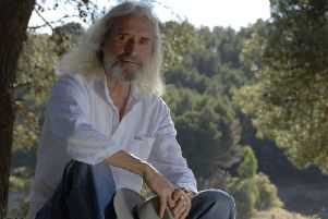 Charlie Landsborough.