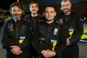 Traffic Cops is on Channel 5 every Monday at 8pm