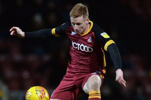 Eoin Doyle: Will he be back at Valley Parade?