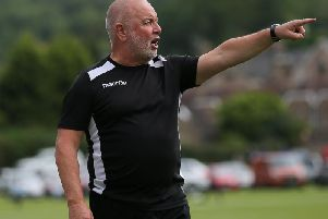 Steve Kittrick was delighted with Matlock's displays in the cup this week.