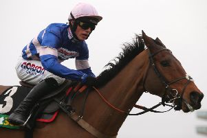 Harry Cobden is looking forward to partnering Cyrname at Ascot next week against dual Queen Mother Champion Chase hero Altior.