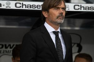 Phillip Cocu oversaw another home win for Derby.