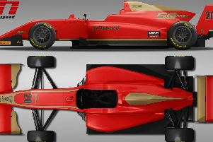 Fresh celebratory red and gold livery for 2020 season