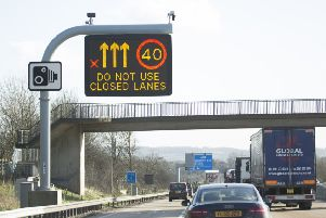 Do smart motorways compromise road safety?