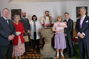 Chesterfield Operatic Society's production of The Vicar of Dibley - Love is all Around.