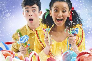 Hansel and Gretel at Derby Theatre.