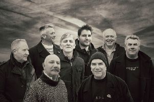 Fisherman's Friends play At Buxton Opera House on February 18 . Photo by x default.