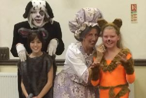 Beauty and the Beast at Bradwell Memorial Hall, February 20-23.