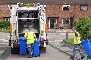 Waste collections.