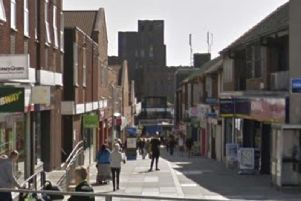 Peterlee town centre. Picture by Google Maps