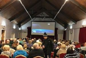 The new community cinema in Middleton by Wirksworth will screen Death at a Funeral on Saturday, March 16.