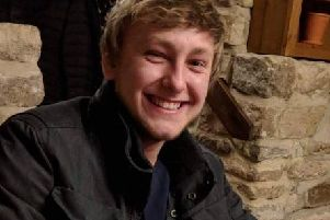 Logan Woolliscroft, 21, sadly passed away last year.