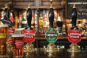 Marston's has jobs available at several of its pubs in Derbyshire