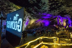 The Village Screen is returning to Peak Cavern this summer after previously hosting nine sell-out events at the Castleton venue.
