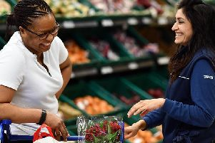 Tesco said that customers are suffering Brexit fatigue, but are not changing their shopping habits or stockpiling