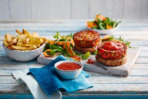 Slimming World 2 Tower Burgers