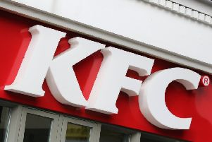 A man was assaulted at a KFC takeaway in Chesterfield.
